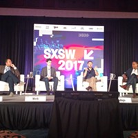 SXSW Day 1, Or: How I Learned to Stop Worrying and Love the Data