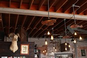 The cozy decor of Crooked Tooth Brewery - JEFF GARDNER