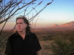Steve Roach will perform at Galactic Center on Friday and Saturday nights. - LINDA KOHANOV