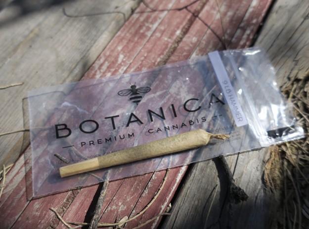 Botanica's Pre-Roll - COURTESY