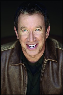 Tim Allen performs at TCC Music Hall on May 19.