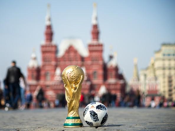 2018 World Cup - BIGSTOCK