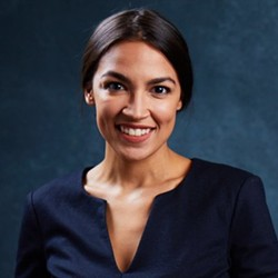Alexandria Ocasio-Cortez, who calls for abolishing ICE, won the Democratic primary in New York's 14 congressional district, defeating the long-time incumbent. - COURTESY PHOTO