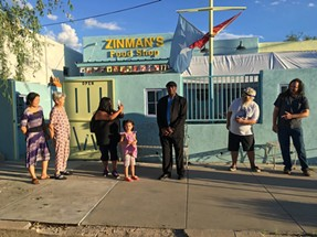 ZINMAN'S FOOD SHOP