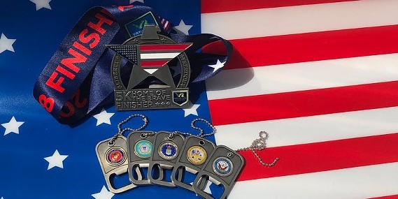 HOME OF THE BRAVE VIRTUAL 5K