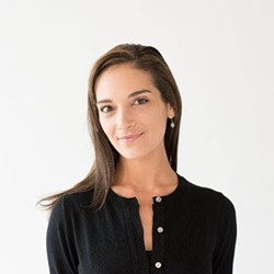 New York state Senate candidate Julia Salazar - COURTESY PHOTO