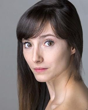 Jahna Frantziskonis, soloist at San Francisco Ballet, dances in Ballet Tucson's gala season opener. - CHRIS HARDY