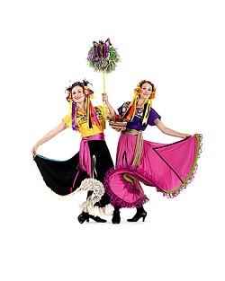 Caitlin Calligan and Elizabeth Egleson in Spirit Garden in Ballet Tucson's season opener. - ED FLORES