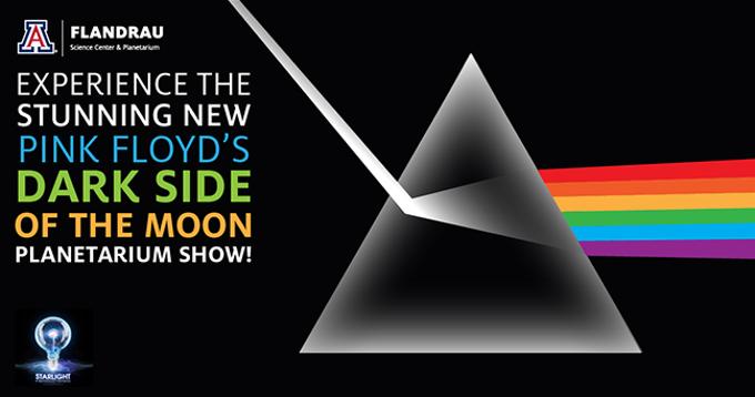 Pink Floyd Planetarium Show - COURTESY