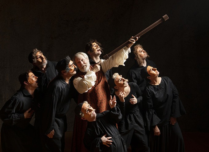 Galileo, presented by The Rogue Theatre - COURTESY