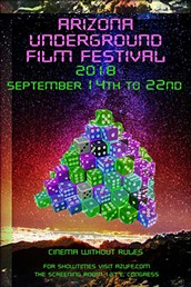 Arizona Underground Film Fest. - COURTESY