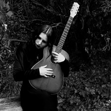 Chelsea Wolfe: Tuesday, Oct. 9 @ The Rialto Theater. - COURTESY
