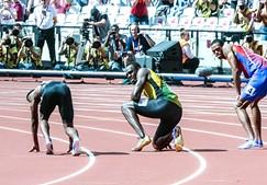 Usain Bolt - CREATIVE COMMONS
