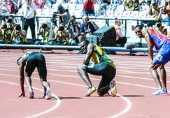 Usain Bolt - CREATIVE COMMONS