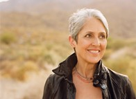 Joan Baez - COURTESY