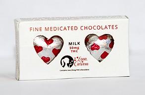 Love Carissa chocolates and candies. - LOGAN BURTCH-BUUS