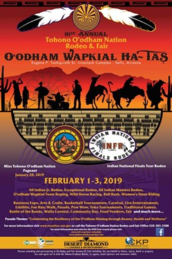 COURTESY OF TOHONO O'ODHAM NATION