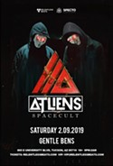 COURTESY OF ATLIENS | GENTLE BEN'S FACEBOOK EVENT PAGE
