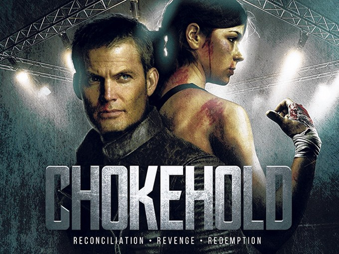 Chokehold. - COURTESY
