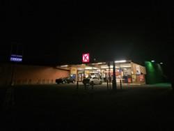 Circle K on Tucson Blvd. - BRIAN SMITH