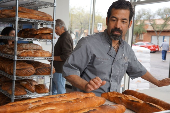 Don Guerra of Barrio Bread - MARK WHITTAKER