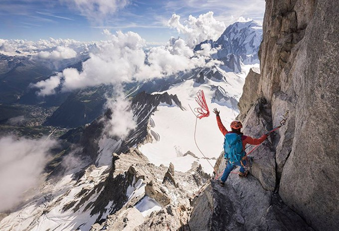BANFF Mountain Film Festival. - COURTESY