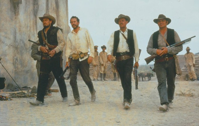 The Wild Bunch Panel Discussion - COURTESY