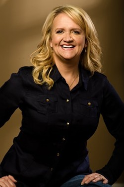 """The Country Comic"" Chonda Pierce makes lemonade at The Fox March 12 - REBECCA HUTCHISON STEPHENS"
