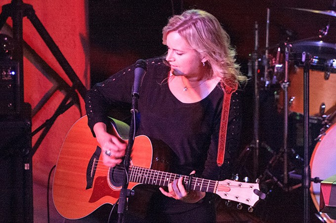 Amber Norgaard: Thursday, March 14 @ The Oro Valley Marketplace - COURTESY PHOTO