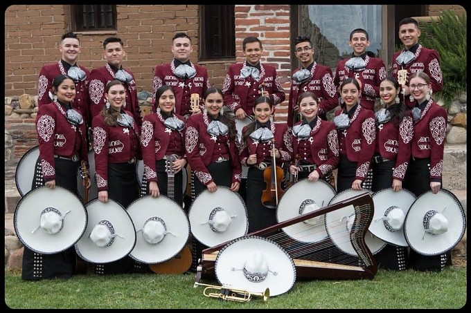 COURTESY OF MARIACHI CORAZÓN'S 10TH ANNIVERSARY FUNDRAISER CONCERT FACEBOOK EVENT PAGE