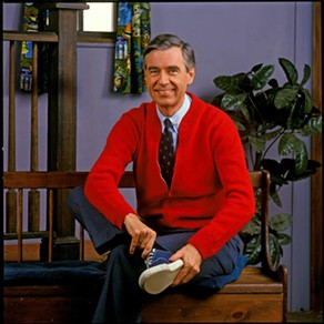 Mr. Rogers - COURTESY
