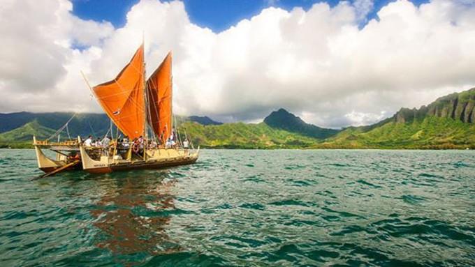 One Ocean One People One Canoe - COURTESY