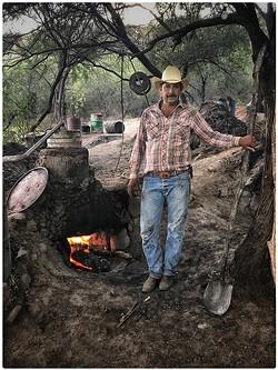 Small bacanora stills are common in Sonora. - BILL STEEN