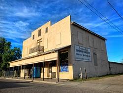 Giorsetti's Superior Grocery in Winkelman, Arizona. - BRIAN SMITH