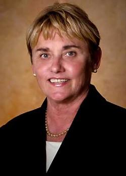 Pima County Supervisor Sharon Bronson provided the swing vote to accept Operation Stonegarden funds. - COURTESY PHOTO