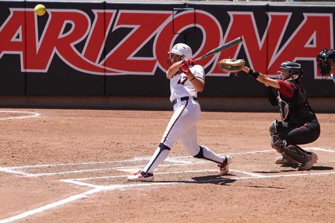 The Arizona Wildcats (40-11) play UCLA (45-3) in Westwood this weekend. - CHRISTOPHER BOAN