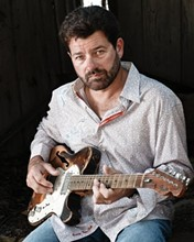 Tab Benoit - COURTESY PHOTO