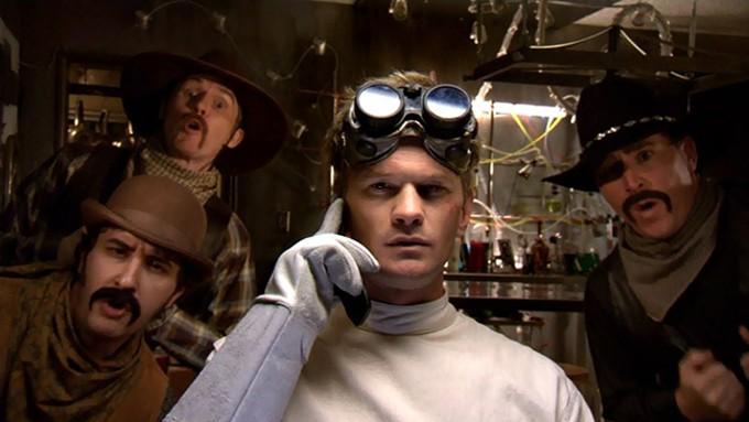 Dr. Horrible - COURTESY