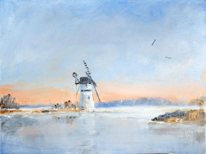 """Thurne Mill"" by Kieron Williamson - COURTESY PIMA COUNTY SHERIFF'S DEPARTMENT"