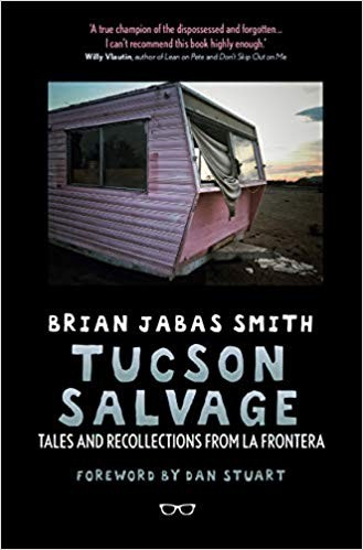 "Cover art of ""Tucson Salvage."" - COURTESY PHOTO"