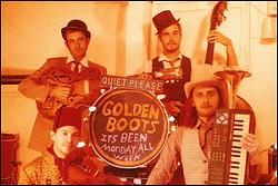 Golden Boots - COURTESY PHOTO