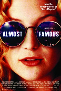 Almost Famous - COURTESY PHOTO