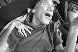 Darrel Arrington is the last surviving original resident of the Arizona Children's Colony. - PATRICK BRYANT