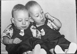 The twins - PATRICK BRYANT