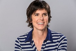 Tig Notaro could be your tough choice for October 12. - TIGNATION.COM