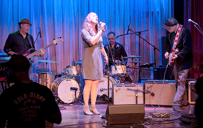 Miss Olivia and the Interlopers - COURTESY PHOTO