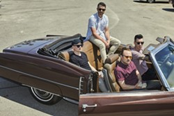 Theory of a Deadman: Tuesday, Oct. 15 @ Rialto Theatre