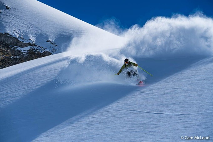 COURTESY: WARREN MILLER ENTERTAINMENT / CAM MCLEOD