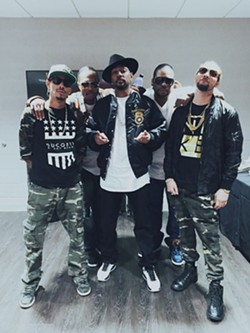 Bone Thugs-n-Harmony - COURTESY PHOTO