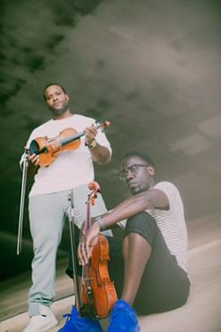 Black Violin: Thursday, Jan. 30 @ Centennial Hall